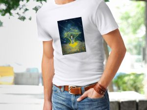 Moška majica Prebujenje