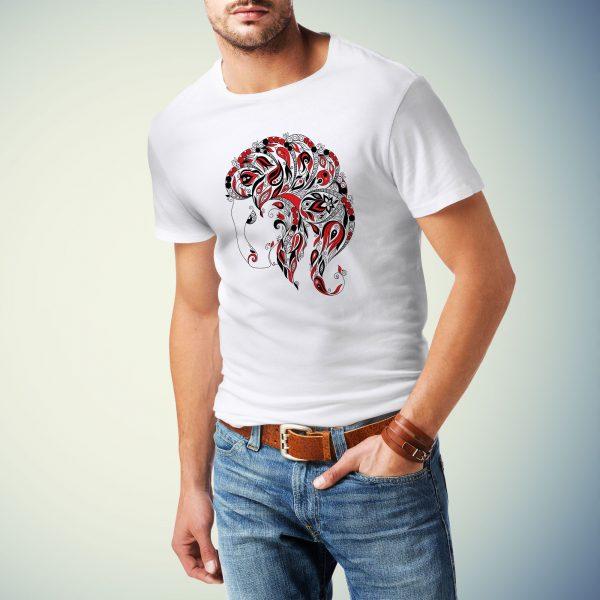 Moška majica kozorog