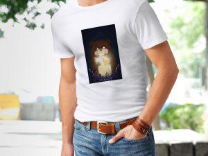 Moška majica Moje sanje