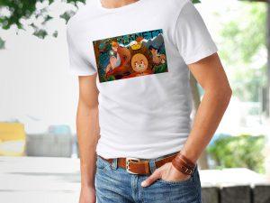 Moška majica Zmaga