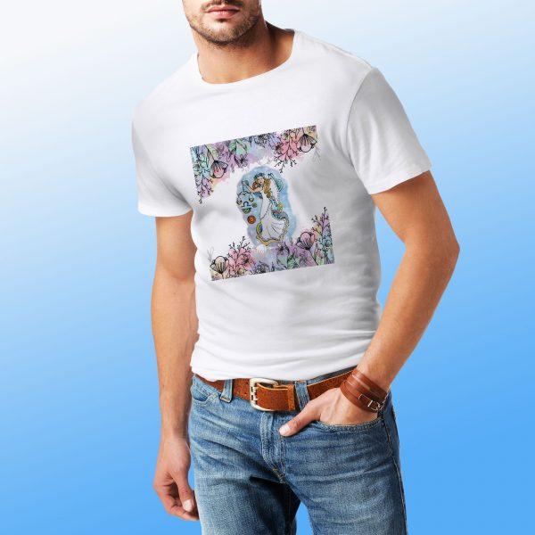 Moška majica tehtnica