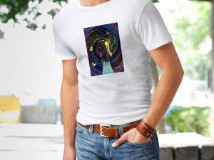 Moška majica Dobri časi