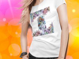 Ženska majica strelec