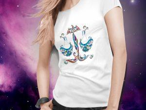 Ženska majica tehtnica