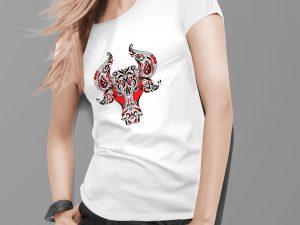 Ženska majica bikica