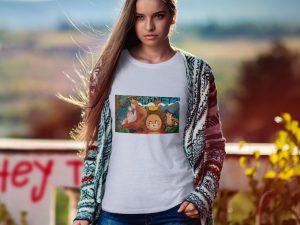 Ženska majica Zmaga