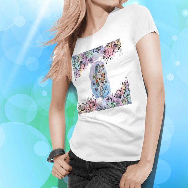 Ženska majica vodnar