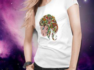 Ženska majica kozorog
