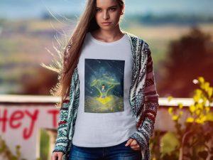 Ženska majica Prebujenje