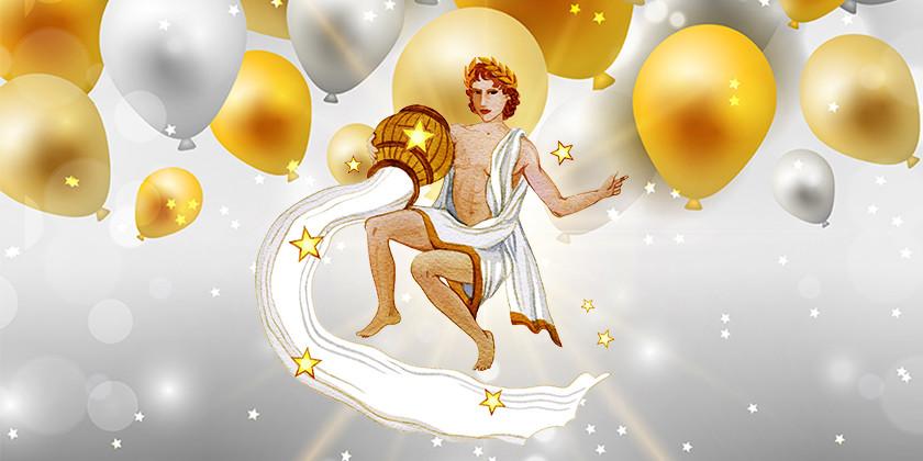 Horoskop znamenje vodnar darila
